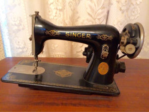Quilting with a Singer Sewing machine
