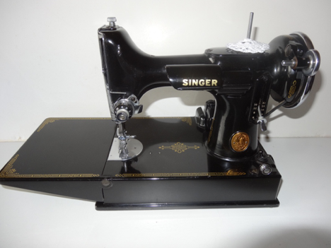 My Sewing Machines Singer Feather Weights Singer Sewing Machines Amazing Archie Johnson And Sons Sewing Machine