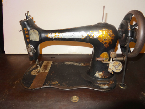 My Sewing Machines Singer Feather Weights Singer Sewing Machines Adorable The Singer Manufacturing Co Sewing Machine Ebay