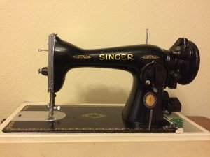 Singer 15-91 Sewing Machine