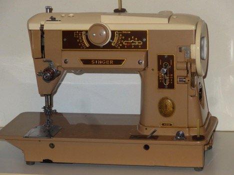 401A Sewing Machine