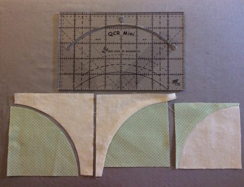 QUICK CUT RULER from Sew Kind of Wonderful